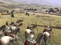 Screenshot programu Rome: Total War