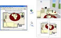 Screenshot programu Room Arranger 8.3.1.541