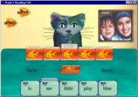 Screenshot programu Roxies Reading Fish 4.2