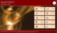 Screenshot programu Rozpočty 2.0
