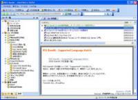 Screenshot programu RSS Bandit 1.8.0.862