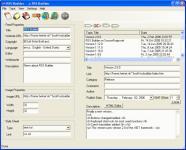 Screenshot programu RSS Builder 2.1.8