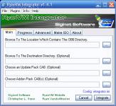 Screenshot programu RVM Integrator 1.6