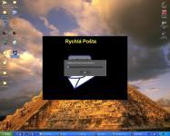 Screenshot programu Rychlá Pošta 1.0