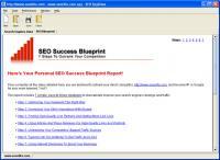 Screenshot programu SEO SpyGlass 6.12.1
