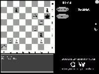 Screenshot programu Šach mat 1.0