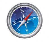 Screenshot programu Safari 5.1.7