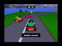 Screenshot programu SCHMUMP GO KARTING