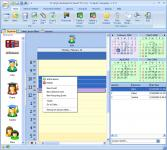 Screenshot programu School Calendar 4.2