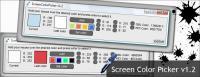 Screenshot programu ScreenColorPicker 1.3.1