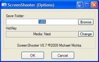 Screenshot programu ScreenShooter 0.7