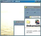 Screenshot programu ScreenFOTO 1.01