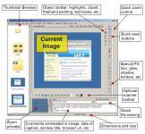 Screenshot programu Screenshot Captor 4.15.0 Portable