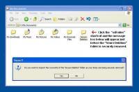 Screenshot programu sdFolder 2.0