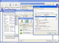 Screenshot programu SeaMonkey 2.7.4 Beta 4