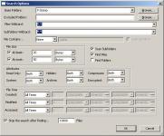 Screenshot programu SearchMyFiles 2.67