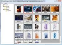 Screenshot programu Secret Images 1.0.0.1