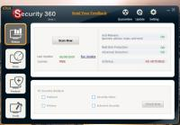Screenshot programu Security360 Free 1.60