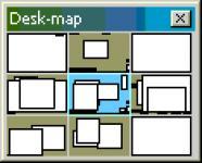 Screenshot programu Semi AltDesk 1.0