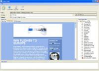 Screenshot programu SendEmails Free Edition 2.3.19