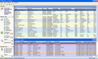 Screenshot programu Servisní databáze SDB 2007