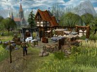 Screenshot programu Settlers V: Heritage of Kings
