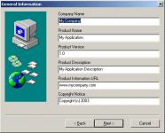 Screenshot programu Setup2Go 1.9.10