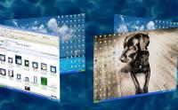 Screenshot programu Shock 4Way 3D 1.29