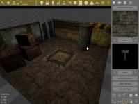 Screenshot programu Silent walk FPS creator 2.1.1