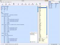 Screenshot programu Simul 8051