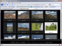 Screenshot programu Single File PHP Gallery 4.1.1