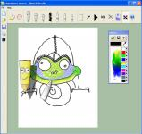 Screenshot programu Sketch Studio 2008.2
