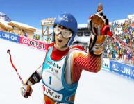 Screenshot programu Ski Challenge 2008