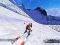 Screenshot programu Ski Racing 2005
