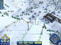 Screenshot programu Ski Resort Extreme