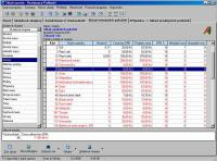 Screenshot programu Sklad surovin 1.0.0.0