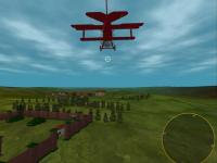 Screenshot programu Sky Fight