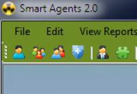 Screenshot programu Smart Agents 2.0.1