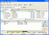 Screenshot programu Smart DVD/CD Burner 3.0.104