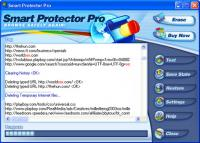 Screenshot programu Smart Protector Pro 7.8