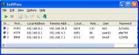 Screenshot programu SniffPass 1.12