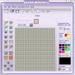 Screenshot programu SoftDepo Icon Editor 3.0.0.1