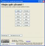 Screenshot programu Software pro amatérské meteorology 1.0