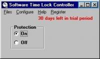 Screenshot programu Software Time Lock 6.4.0
