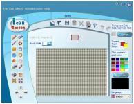 Screenshot programu Icon Editor 1.7.0.1