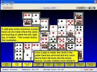 Screenshot programu Solitaire Piknic  4.3.2
