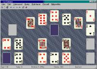 Screenshot programu Solitaire  1.4