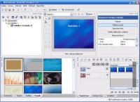 Screenshot programu Sony DVD Architect 4.0