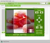 Screenshot programu SonyEricsson Themes Creator 4.07