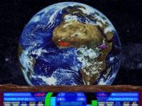 Screenshot programu Space Fight 2